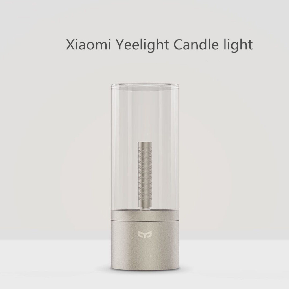 Xiaomi YEELIGHT mi jia Candela contrôle intelligent led veilleuse, lumière d'ambiance pour mi home app, kits de maison intelligente xiaomi - 4
