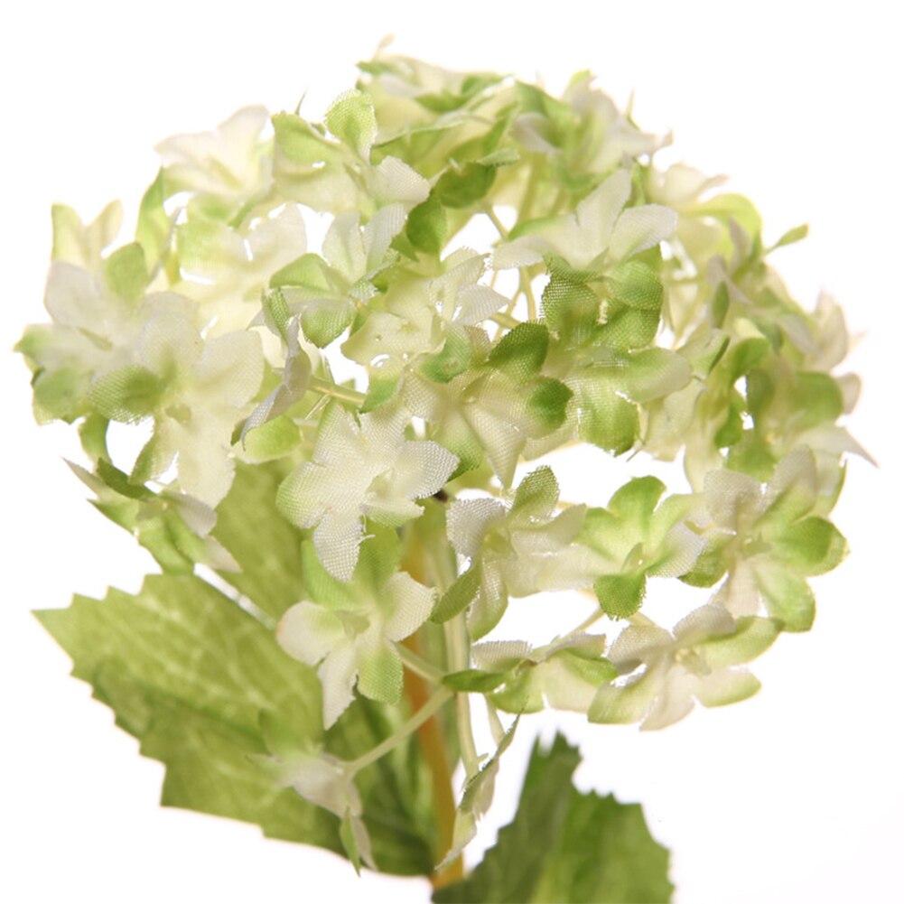 de gama alta flor de la simulación hydrangea mini-conchas Hortensias hydrangea flores de simulación de flores decoración del hogar