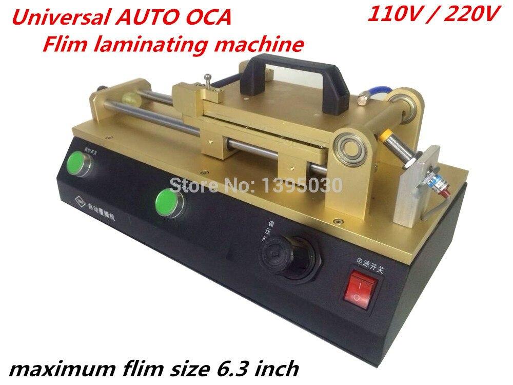 Universal AUTO OCA Film Laminating Machine Polarizing Film Protective Film Laminater