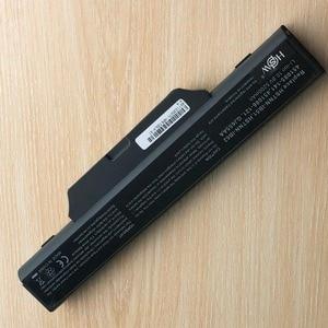 Image 5 - 5200mAh, pour HP COMPAQ batterie dordinateur portable 510 550 610 s 615 s 6720s 6730s 6735s 6820s 6830s HSTNN IB51/LB51/IB62/OB62