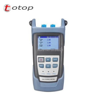 Orignal Optical PON Power Meter RY3201 PON Power Meter PON network testing with three-wavelength Used in CCTV & FTTx / FTTH