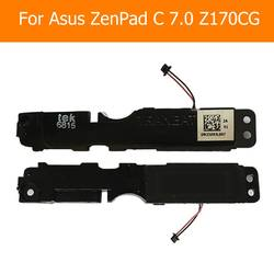 "100% натуральная громче динамик звонка для Asus ZenPad C 7,0 Z170CG 7,0 ""Громкоговоритель зуммер шлейф Громкий звонка Замена"