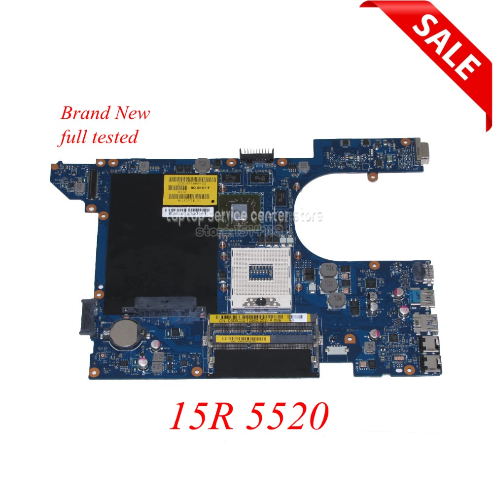 NOKOTION Brand New QCL00 LA-8241P CN-06D5DG 06D5DG 6D5DG for dell Inspiron 15R 5520 laptop motherboard HD7670M 1GB Graphics new and original kr q50n optex photoelectric switch npn output