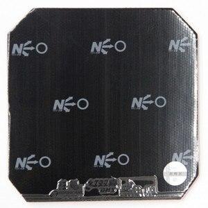 Image 4 - DHS NEO הוריקן 3 (התקפה/לולאה) שולחן טניס (פינג פונג) גומי עם ספוג 2.15mm 2.2mm