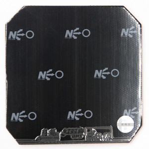 Image 4 - DHS NEO Hurricane 3 (Attack / Loop) Pips In Table Tennis (PingPong) Rubber With Sponge 2.15mm 2.2mm