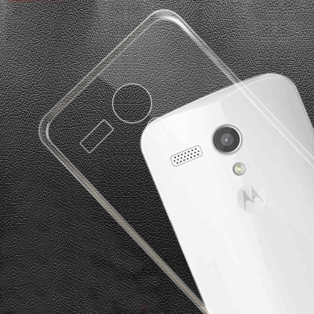 Soft Transparent Cases for Motorola Moto G2 G3 G4 G5 Plus E E2 E3 X X2 Z Play M G 2nd 3rd 4th 5th Gen for Moto G4 Case Cover