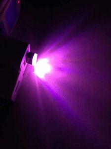 Image 4 - T10 LED 雰囲気ランプ W5W 194 アルミ片凹面レンズ 1SMD 1.5 ワット器具ランプナンバープレートランプミニ usb ライト