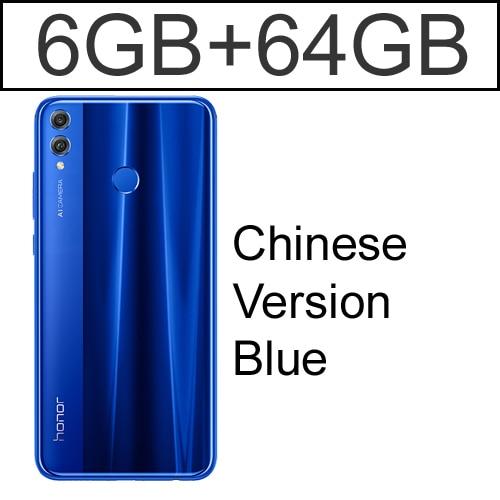 6GB 64GB Blue