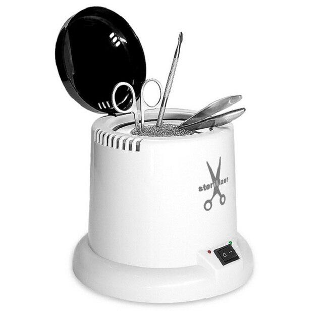 High Temperature Sterilizer Box Ball Disinfection Nail Tools Sterilize Gl Disinfecting Manicure Machine