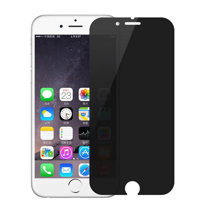 H Premium Guard Shield Film Privacy Anti Spy Tempered Glass For iPhone