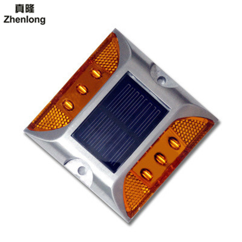 Led Underground Lamps Analytical 10pcs/lot Hot New Arrival Outdoor Ip68 500lm Solar 6 Leds Underground Buried Light Lamp Brick Deck Garden Street Road Stud Light Led Lamps