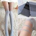 FREE SHIPPING Vintage Sexy Stockings Pantyhose Women Girl Tights Pattern False High Stocking Pantyhose
