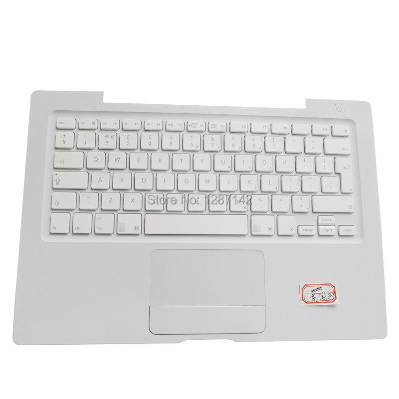A1181 UK  Top case with keyboard and trackpad 04