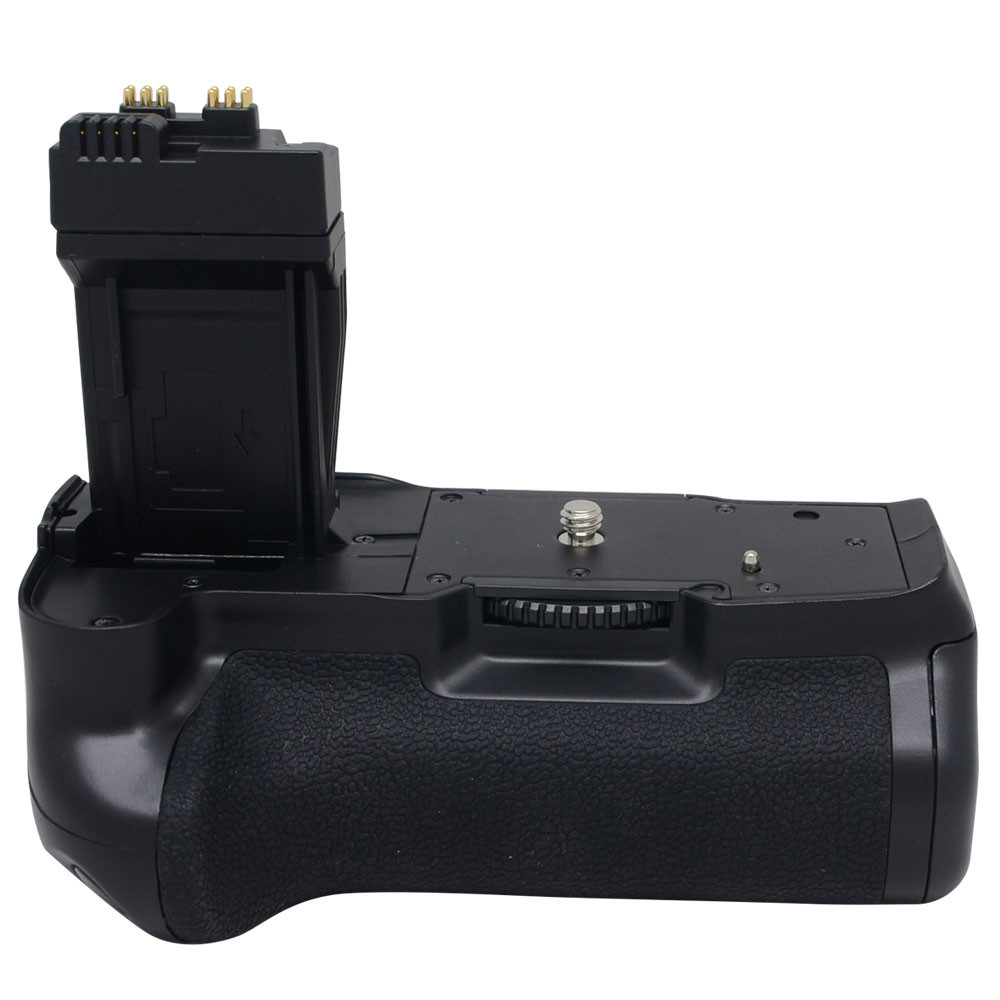 Mcoplus VD 550DR Vertical Battery Grip for Canon  550D 600D 650D 700D T5i T4i T3i T2i BG E8 with 2.4GHz Wireless Remote Control-in Battery Grips from Consumer Electronics    3