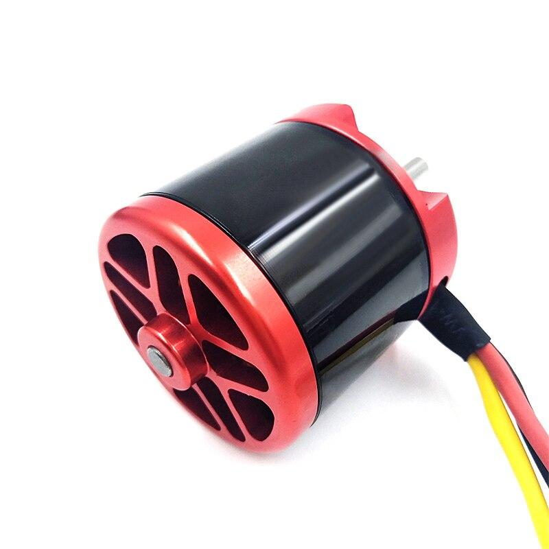 FATJAY RC T4250 4250 580KV 1000KV 10 25V brushless outrunner motor for RC airplane