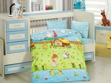 Комплект постельного белья для новорожденных ALTINBASAK, DREAM GARDEN