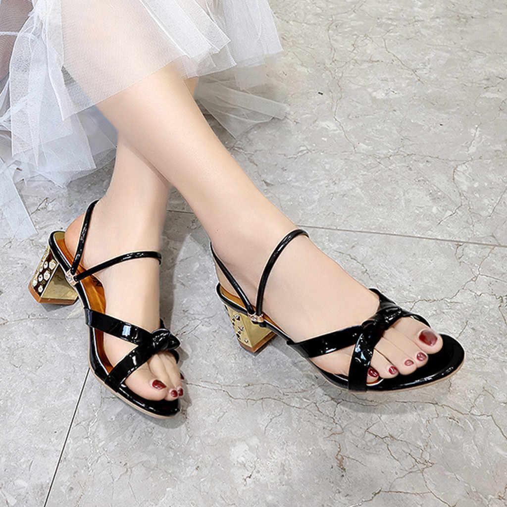 YOUYEDIAN סקסית גבוהה עקבים סנדלי נשים נשים גבוהה העקב נעלי שמלת סנדלים עקב אלגנטיות מסיבת משאבת כפכפים # g4