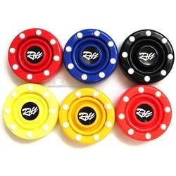 6 farben Für Wahl Großhandel Hockey Pucks Eishockey Puck Innen Roller Bereich Hockey Pucks Gute Qualität Sport Ausrüstung Bälle