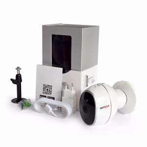 Image 3 - SMARSECUR كاميرا IP خالية من الأسلاك 720P HD لا سلك 6400mAh 8 أشهر بطارية الأمن واي فاي كاميرا IP لاسلكية مع البطارية