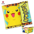 Children Japanese Anime Cartoon Pokemon Pikachu PU Leather Wallet Purse Money Pocket Coin Card Holder for Kids Girls Boys