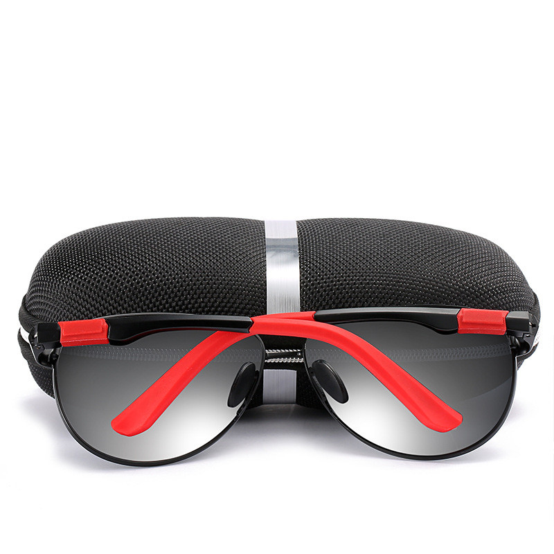 Aluminum magnesium brand design polarized sunglasses men 39 s new design fishing driving sunglasses glasses Oculos Gafas De So in Men 39 s Sunglasses from Apparel Accessories