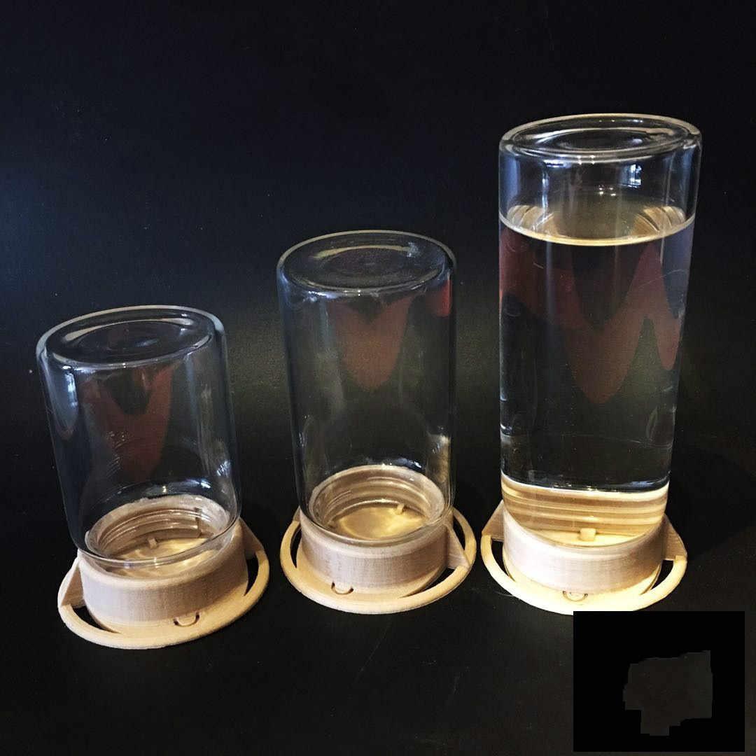 1 PCS 3D น้ำ Ant Nest อุปกรณ์เสริม Ant Feed Water อุปกรณ์วันเกิดของขวัญ