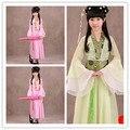 Roupas chinesas tang dynasty dança dress chinês antigo hanfu hanfu traje meninas china dress cosplay princesa crianças dress 1