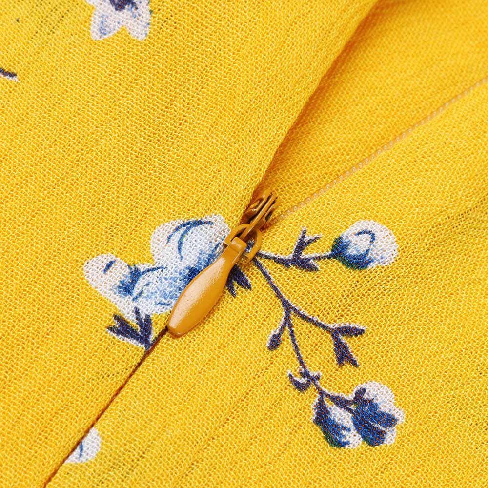 Vestido Bandage sexi informal para mujer, Vestido corto con volantes, flores y escote triangular, Vestido de manga corta para fiesta de noche # BL4