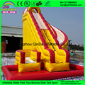2016 high quality commercial grade inflatable water slides/giant inflatable water slide for adult