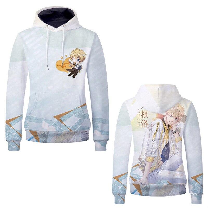 Fans Wear 2019 Funny Anime Hoodies Love And Producer Unisex Pullover Hoodies Harajuku Hoodie Hokage Sasuke Hatake Kakashi