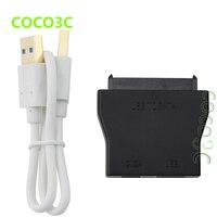 USB 3.0 Do SATA II 3 Gb/s Kabel Zewnętrzny Dysk Twardy 2.5