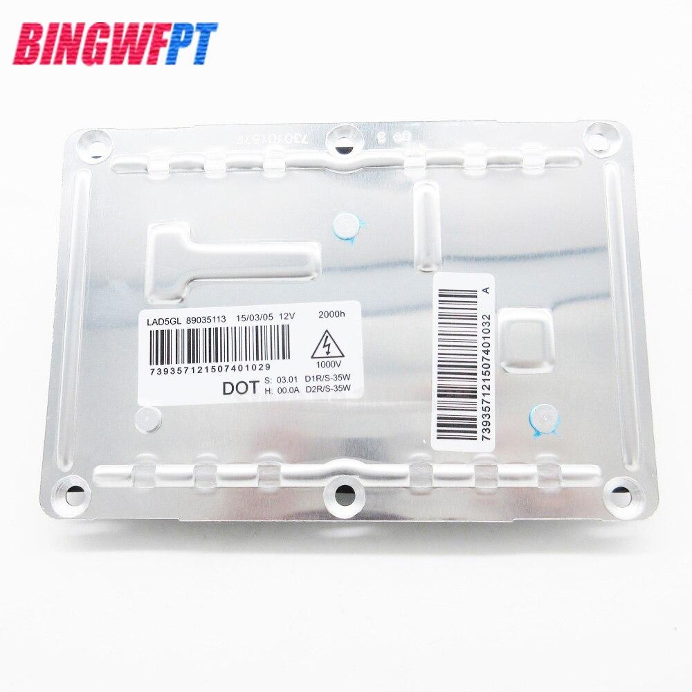 3D0907391B 3D0 907 391 B D1S D1R D2S D2R Xenon HID Headlight Ballast Control Unit Module ECU For Audi BMW Citroen Seat VW 63117237647 xenon d1s headlight ballast computer control for bmw1 7237647