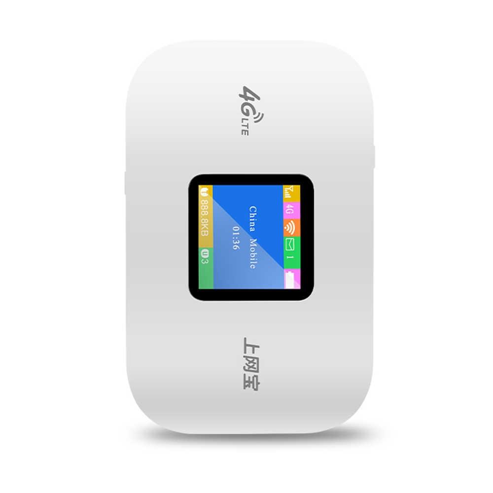 ロック解除 4 の 3g Wifi ルータ 3 グラム 4 4g Lte ワイヤレスポータブルポケットの wi fi モバイルホットスポット車 wi-Fi ルータと Sim カードスロット