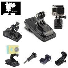 Rapido Clip di Serraggio Sistema di montaggio per Sony RX0 X3000 X1000 AS300 AS200 AS100 AS50 AS30 AS20 AS15 AS10 AZ1 mini POV Action Cam