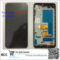 Free shipping White or Black  LCD Display +Touch Screen Digitizer Assembly with frame For Huawei Honor 6 H60-L02 H60-L12 H60-L04