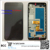 O envio gratuito de branco ou preto display lcd + touch screen digitador assembléia com frame para o huawei honor 6 h60-l02 h60-l12 h60-l04