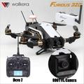 F16888/89 Walkera Furious 320 GPS FPV Quadcopter TVL800 1080P Camera Devo7  2.4G Transmitter Goggle2 Glasses OSD CFP Modular