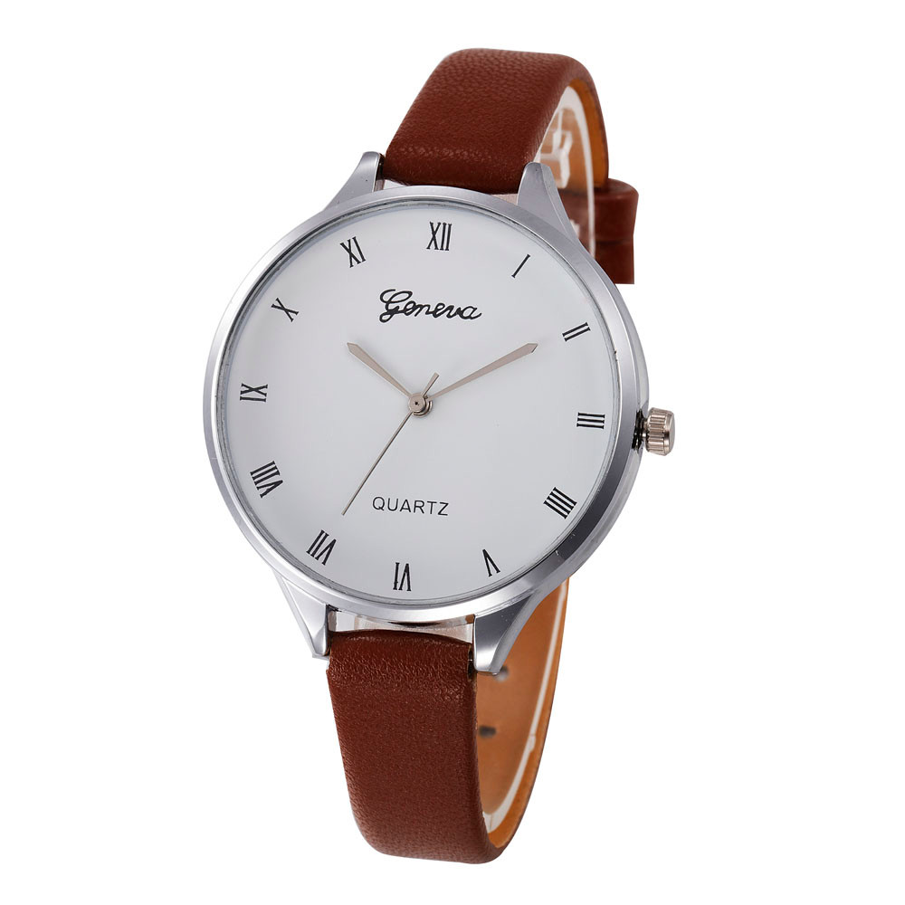 #5001 Fashion Leisure High Quality Man Watch Women Casual Checkers Faux Leather Quartz Analog Wrist Watch топ dorothy perkins dorothy perkins do005ewbeur8