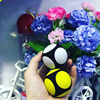 Spherical Colorful LED Fidget Spinner EDC Anti Stress Toys Finger Spinner Hand Spinners Focus KeepToy With
