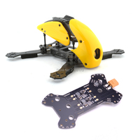 Robocat 270 270mm with 3mm arm Carbon Fiber Mini Drone RC Quadcopter Frame PDB Power Distribution Board w/ XT60 for FPV Drone
