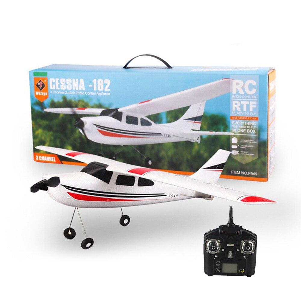 F949 2,4G 3CH RC Flugzeug Fixed Wing Segelflugzeug Flugzeug Outdoor Spielzeug EPP 3 Motor Drone Flugzeug Spielzeug Geschenke Für kinder-in RC-Flugzeuge aus Spielzeug und Hobbys bei  Gruppe 1