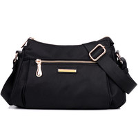 New Arrival Waterproof Nylon Women Shoulder Bags Small Casual Lady Crossbody Bag Brand Female Messenger Bag