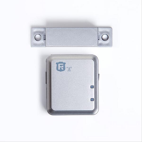 bilder für GSM tür Alarm Home Security Access control Alarm Vibration/Magnetische Trigger Echtzeit-tracking Alarmanlage Unterstützung APP V13