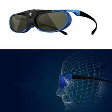 1 unid Original G102L Recargable 3D Gafas de Obturador Activo Para Xgimi Z3/Z4/H1 Tuercas G1/P2 BenQ Acer y Todos Proyector DLP LINK