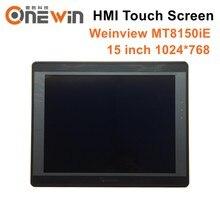 Weinview mt8150ie hmi tela de toque 15 polegada ethernet usb humano máquina interface painel substituir mt8150x