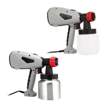 Electric Spray Gun Detachable High Voltage  Cake Chocolate Paint Sprayer with Adjustable Flow Control Power Tools