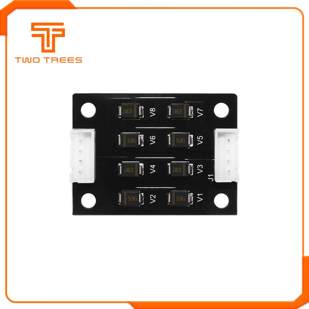 4pcs New TL-Smoother Addon Module for Stepper Driver motor as 3D Printer Parts 3