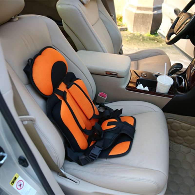 0-5 Year Baby Safe Seat Portable Baby Toddler Simple Car Safety Seat Mat Child Chairs Thicken Sponge Kids Car Stroller Seats Pad high quality baby car seat thicken cushion wrap types soft baby safety seat shockproof child kids auto seat easy install c01
