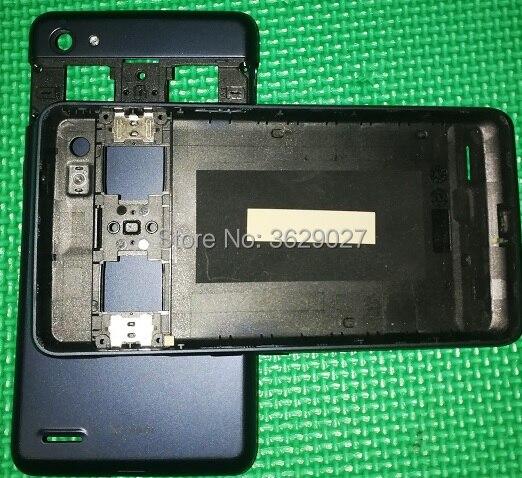 SZWESTTOP d'origine Retour logement pour Philips W6610 CTW6610 Mobile Xenium téléphone téléphone portable
