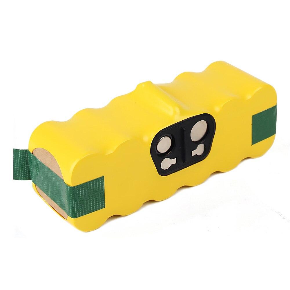 Cncool 14.4 V 3500 mAh NI-MH Outil De Remplacement Batterie Pour iRobot 500 510 530 570 580 550 620 650 780 790 Accumulateurs Cellulaire